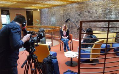 DUODAY2019 : Interview d'Alexandra Seguin, stagiaire au CRP EPNAK Bordeaux