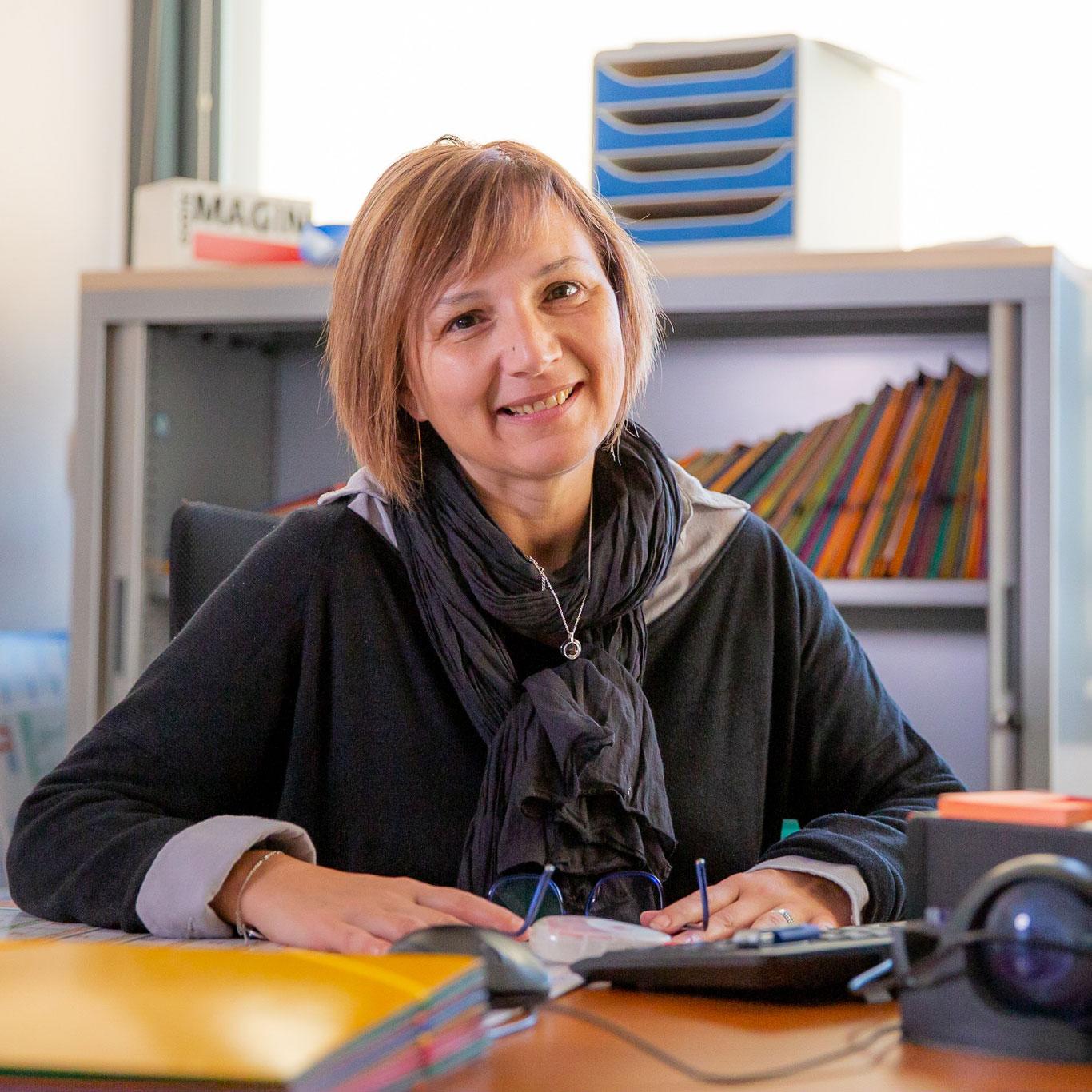 Delphine Berteaux