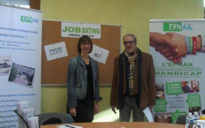 Rencontre au CRP avec Caroline Berlioz-Curlet, dirigeante du bureau d'architecture BC2 ARCHITECTE.