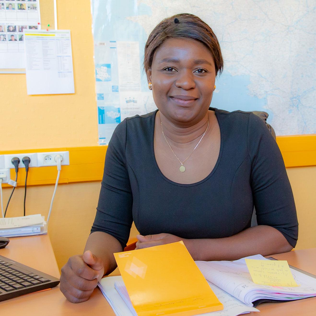 Charlène Kibongui