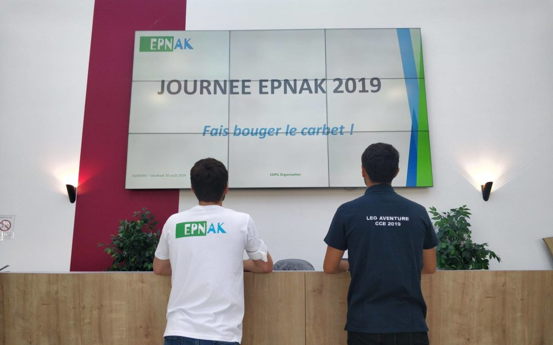 L'EPNAK a organisé ce vendredi 30 août son Congrès pour ses salariés et partenaires.
