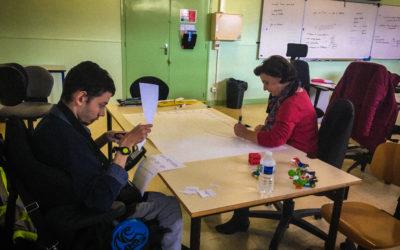 Le CRP EPNAK de Limoges accueille ses nouveaux stagiaires en préparatoire polyvalente