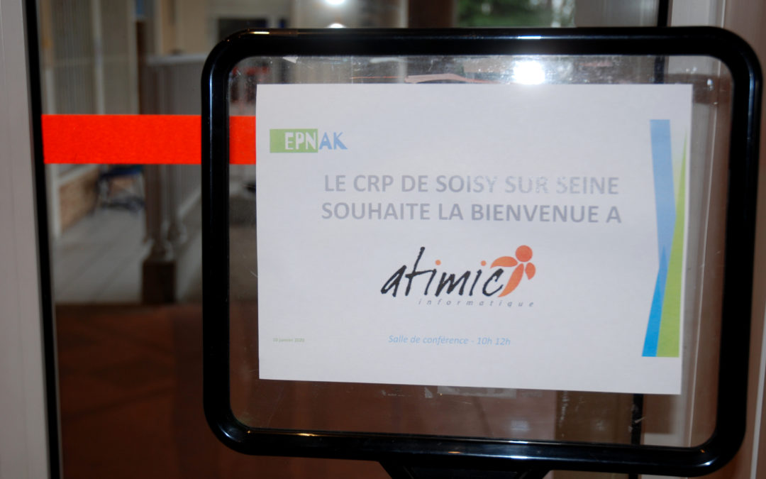 Les Vendredis des Métiers au CRP de Soisy : lancement réussi !