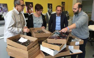 PROJET SOLIDAIRE : Lunettes adaptées pour le Burkina Faso