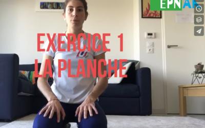Confinement et activité physique