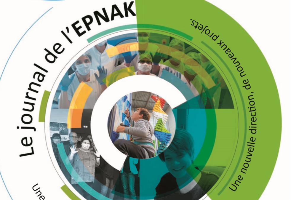 Le n°5 du journal de l'EPNAK vient de paraître