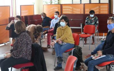 L'EPNAK accueille la délégation de la Mission locale d'Ille-et-Vilaine