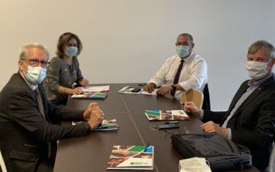 PAOFIP : l'EPNAK et la CCI du Beaujolais poursuivent leur coopération