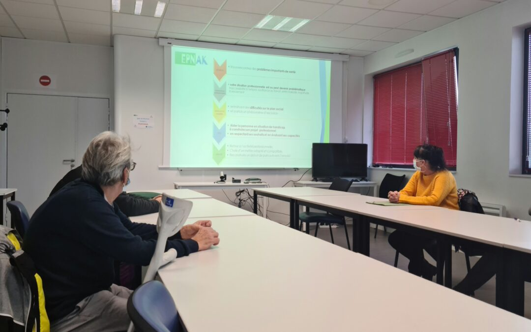 SEEPH 2020 – Visite EPNAK Valenciennes