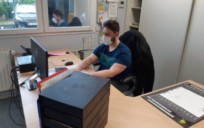 Parcours exemplaire : William, l'informatique en pratique.
