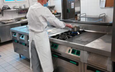 CRP EPNAK de LYON : Titre pro cuisinier, c'est Top chef !