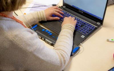 Le numérique au service des personnes en situation de handicap