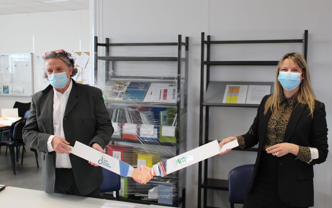 Convention de Partenariat APF France handicap Hauts-de-France