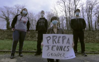 Nouvelle promotion Prepa Jeune 2021 à l'ESRP de Soisy sur Seine
