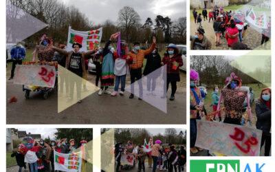 Journée carnaval à l'IME de Gillevoisin