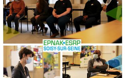 Une présentation de la Prépa Jeune et du programme oDYSsée réussie !