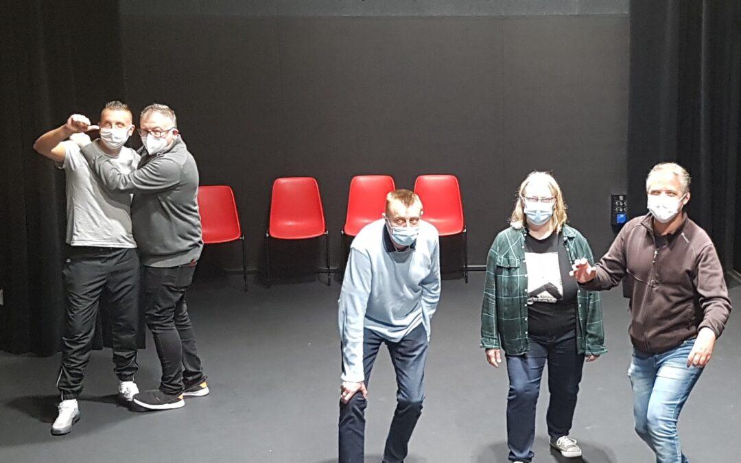 Ateliers théâtre Préparatoire Valenciennes