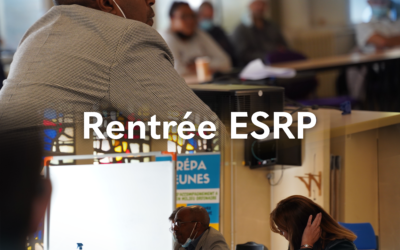 L'ESRP de Soisy reprend du service !